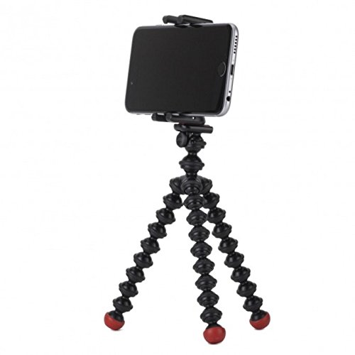 Joby GripTight GorillaPod Magnetic. Mount and Flexible Tripod for Smartphones 2.1-2.8in (54-72mm).