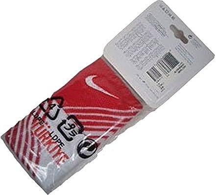 Nike de soldadura cintas diseño de Turquía pulsera 2 pcs SE0141-612 rojo-blanco talla única