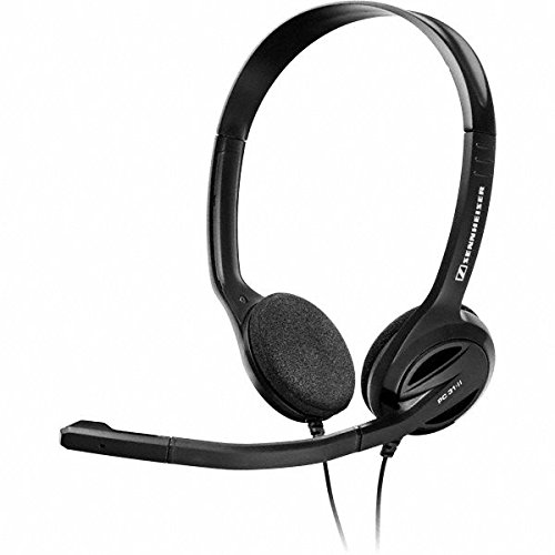 Sennheiser PC 31-II Binaural Headset with Microphone