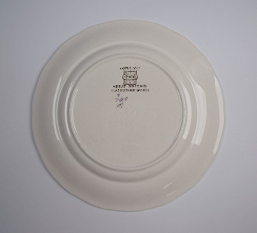 Lot of 5 Spode GAINSBOROUGH Small Bread & Butter Plates Very (Ironstone Bread Plate)