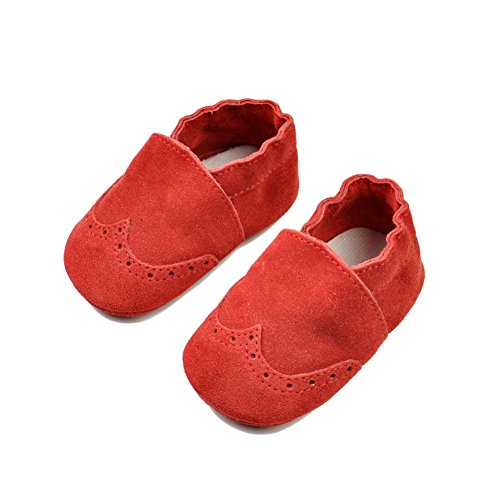 Leap FrogMoccasins Boots - Mocasines bota para niño Red