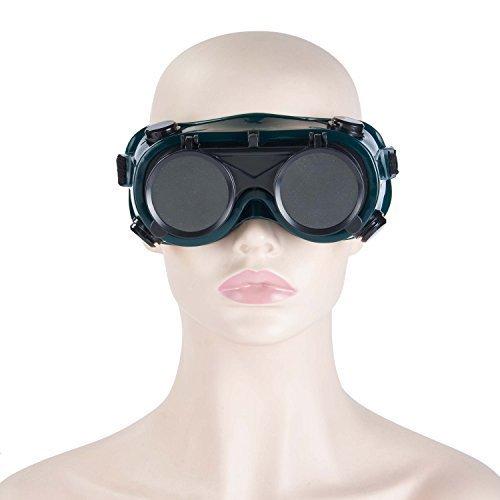 Holulo Welding Goggle Flip Front Safety Glasses Welder Glasses For Gas Welding