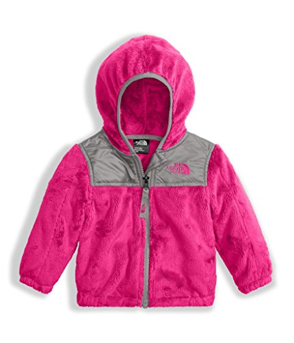 The North Face Infant Oso Hoodie - Petticoat Pink - 18M by The North Face