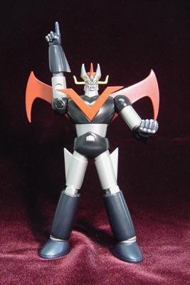 Great Mazinger Die Cast Hero Collection