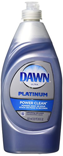 dawn dishwashing platinum - 6