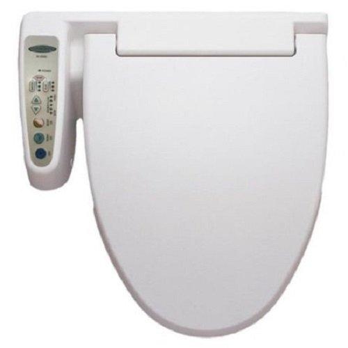 Hometech Feel Fresh HI-3000 White Bidet Washing Toilet Se...
