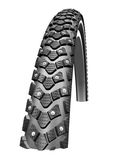 Schwalbe Marathon Winter HS 396 Studded Mountain Bicycle Tire Wire Bead