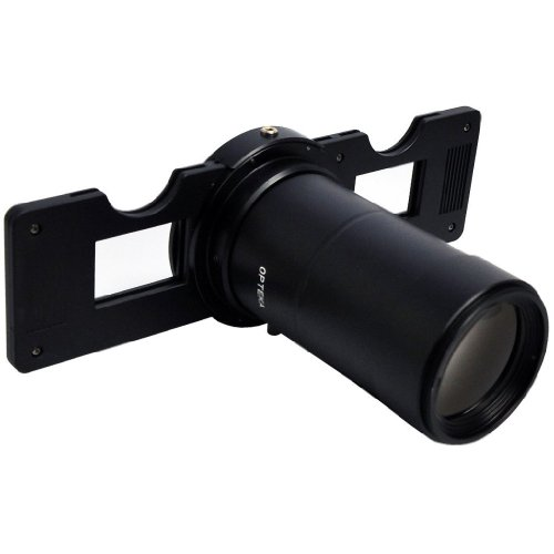 Opteka HD2 Slide Copier for Nikon Coolpix P5100 and P5000 Digital Camera