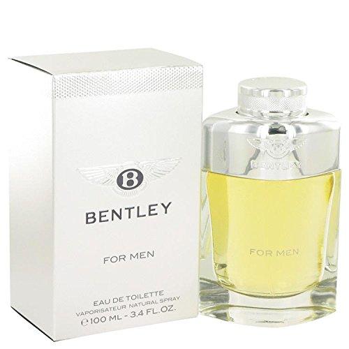 Price comparison product image Bentley by Bentley Eau De Toilette Spray 3.4 oz