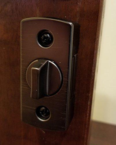 Storm Door Hardware Surface Mount- 1-3/4 inch Thick Door-90239-151 Oil Rubbed Bronze by International Resources (Image #3)