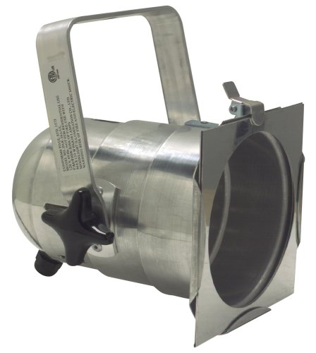 Par 38 Side Prong - American Dj Par 38 A/Etl Par 38 Chrome Can Without Lamp