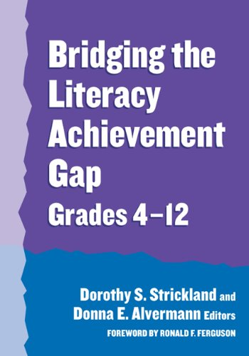 Bridging the Literacy Achievement Gap, Grades 4-12 (Language and Literacy Series) (Language and Literacy (Paperback))