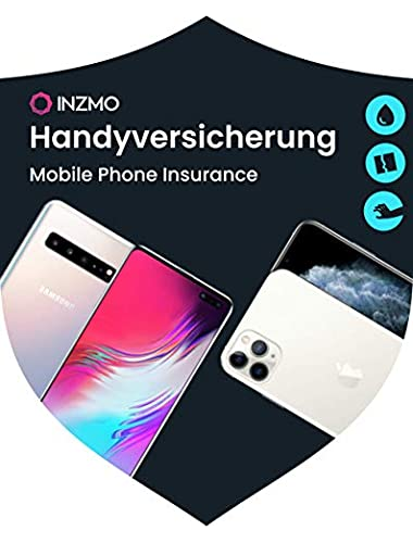 INZMO Mobile Phone Insurance for Samsung Galaxy S10 smartphone Years Accidental Damage Theft Protection  Device purchase price from 751 1000