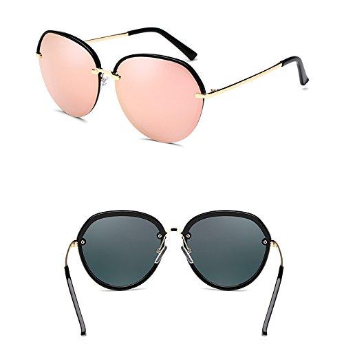 polarisées C soleil 100 UV C Couleur aviateur ZHIRONG Lunettes classique style protection de Sq7FaxWY