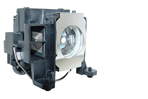 Amazing Lamps ELPLP48 / V13H010L48 Replacement Lamp in Housing for Epson (Elplp48 Replacement)