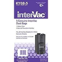 Bolsa de polvo de reemplazo GarageVac Y08-5 - Paquete de 5