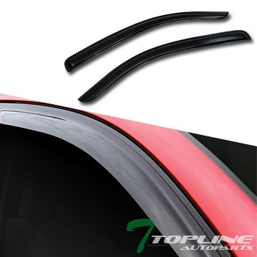 Topline Autopart Deflector Window Tacoma