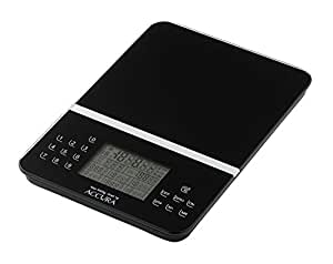 Accura ACC5023 Ares Scales & Timers, Black