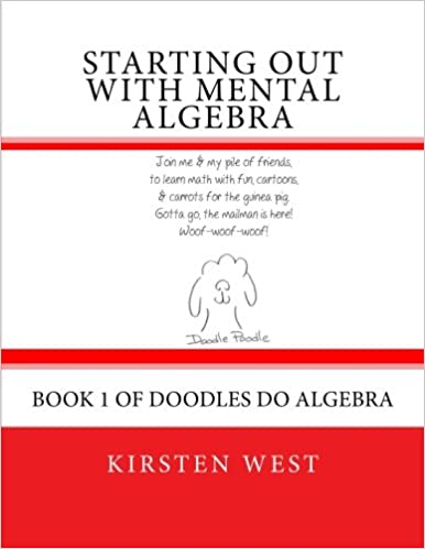 Second Worksheet to Teach Mental Math and Algebra Word Problems 3