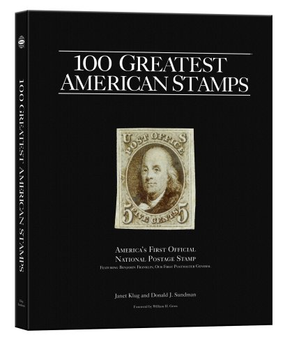 American Stamp Collectibles - 100 Greatest American Stamps