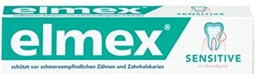 Elmex Sensitive Toothpaste 6 x 75 ml