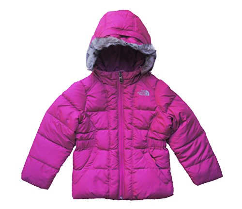 The North Face Toddler Girl's Gotham Jacket (3T, Luminous Pink) by The North Face
