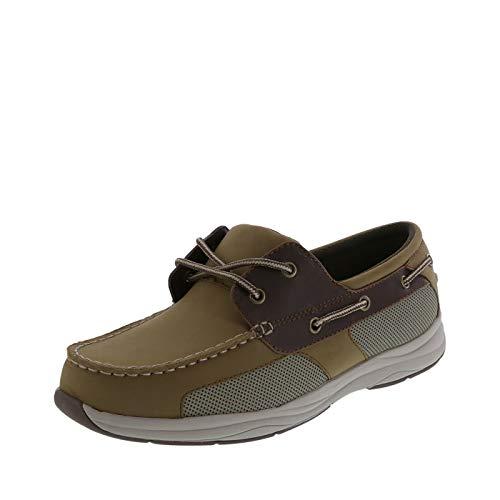 Dexter Men's Tan Men's Caimbridge Boat Oxford 7.5 Regular (Dexter Shoes)