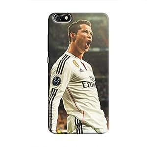 Cover It Up - Cristiano Ronaldo Yeah! Honor 4X Hard Case