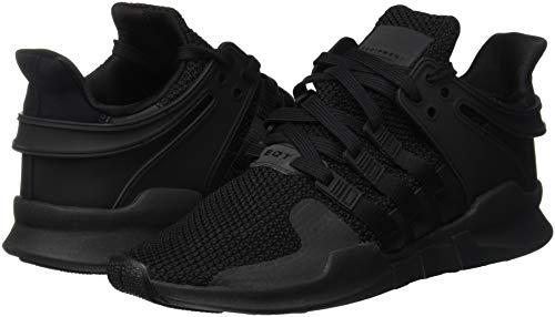 core Eqt Noir De Adidas Pour 0 Support Hommes Black Chaussures Core Gymnastique Adv ZU8zd8q