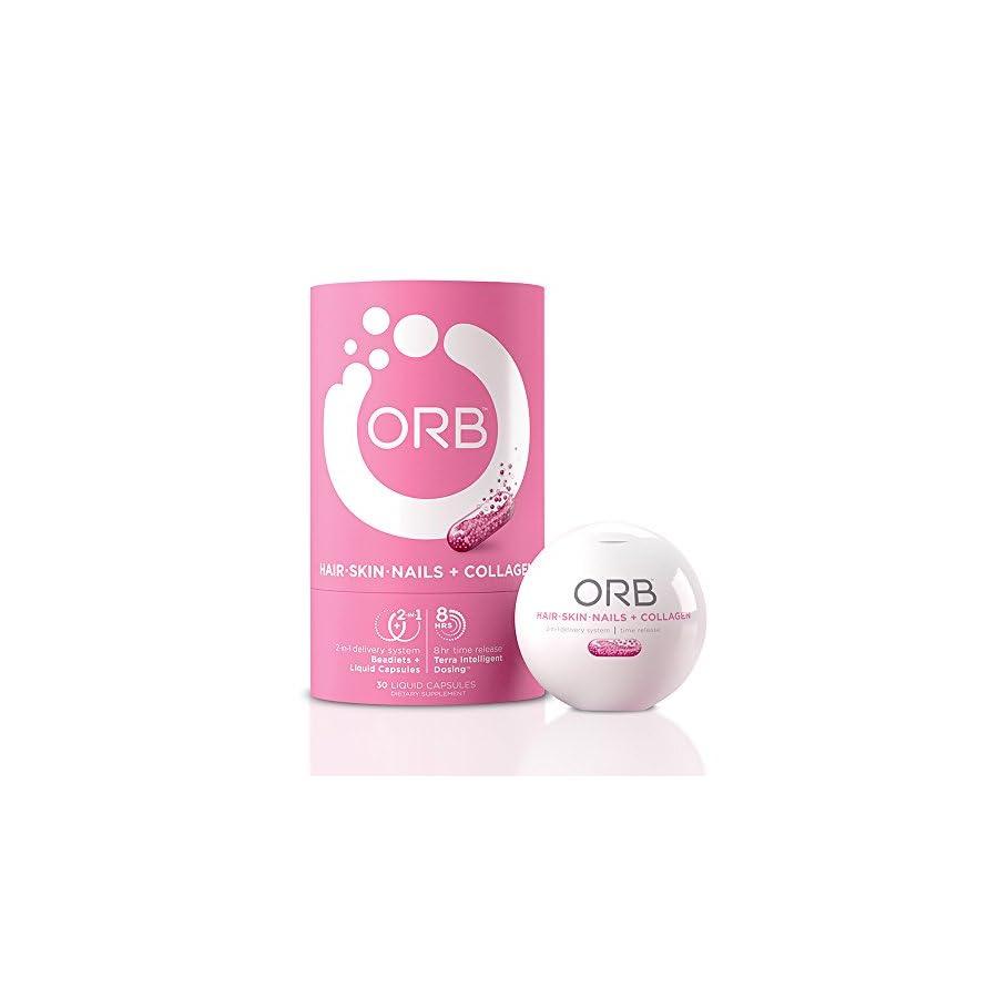 Orb Hair Skin Nails + Collagen