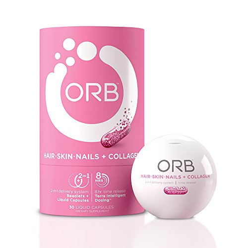 Orb Hair Skin Nails + Collagen