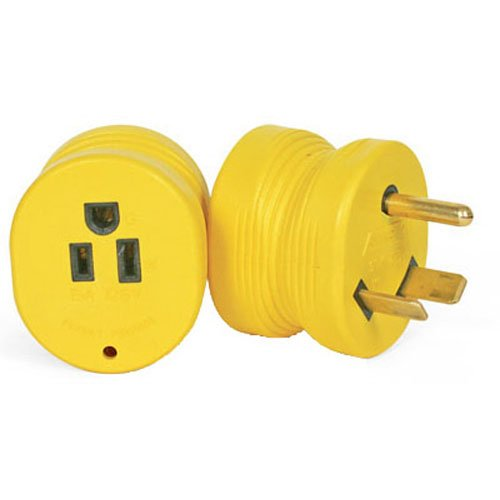 Camco 55233 Electrical PowerGrip Adapter