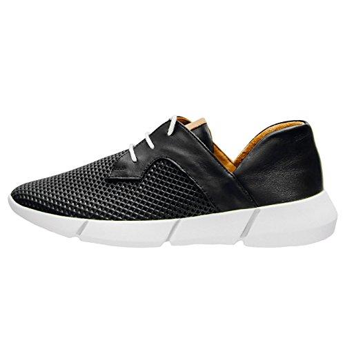 Vayah White Women Sneakers Elska Black Solid Casual waqOSw0xp
