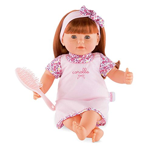 Corolle Mon Classique Redhead Baby Doll - Corolle Les Classiques Baby Dolls