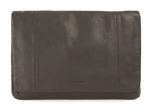 Tucano One Premium Clutch real leather bag for MacBook Air 11'' and Ultrabook by Tucano
