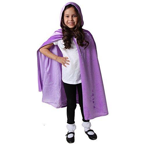 Storybook Wishes Lavender Velvet Cloak L/XL