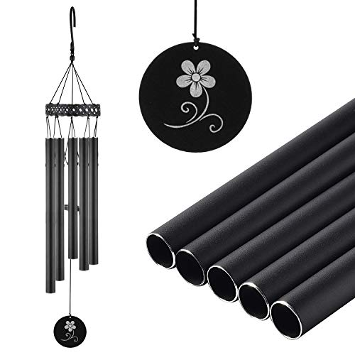 Cheap  Kimmama Wind Chimes Outdoor 30 Inch Wind Chime Memorial Wind Chimes Garden..