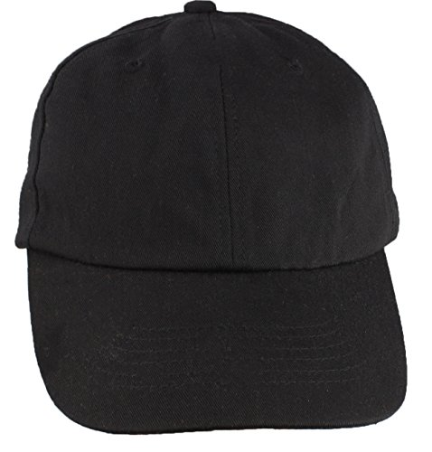 bogo Brands Baseball Style Cap For Men and Women Solid Color 100% Cotton by - Bogo Style