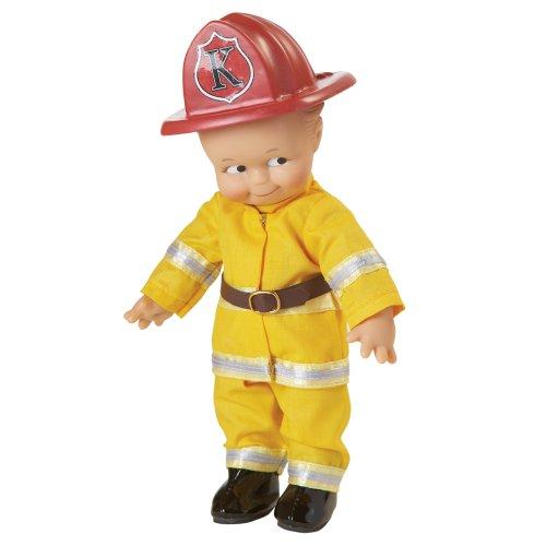 Kewpie Firefighter Doll
