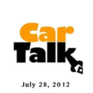 Car Talk, July 28, A High Octane Straw, 2012 Radio/TV Program