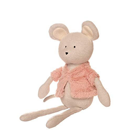 (Manhattan Toy Forest Friends Maggie Mouse Stuffed Animal)