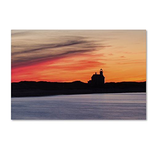 "picture of Trademark Fine Art ALI2376-C3""47GG Sunset Hues by Michael Blanchette Photography, 3""x47"" ,,"