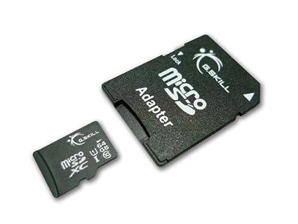 G.Skill FF-TSDXC64GA-U1 memoria flash 64 GB SDXC - Tarjeta ...