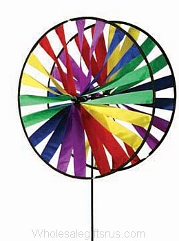 Premier Kites Windspiel Twin Wheel 65