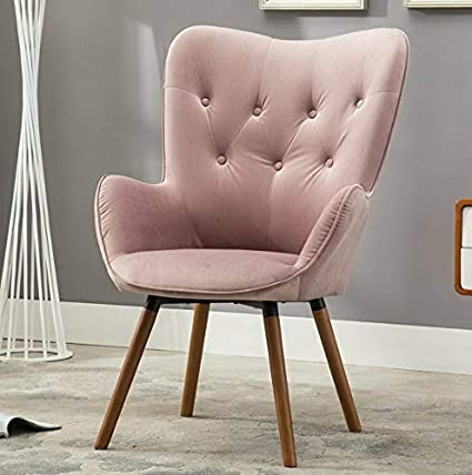 Amazon.com: Hebel Doarnin Contemporary Velvet Tufted Button ...