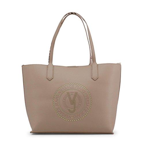 Versace Jeans Donna Borsa E1VRBBQB700507 BEIGE 40x14x28cm