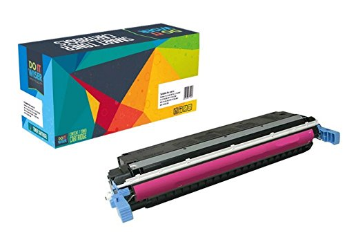 Do it Wiser Remanufactured CE402A Extra High Yield Toner Cartridge for HP 507X LaserJet Enterprise HP M551n M551dn M551xh M570dw M570dn M575c M575dn M575f - Magenta - 6,000 Pages