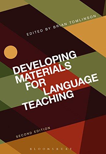 Download Developing Materials for Language Teaching Pdf