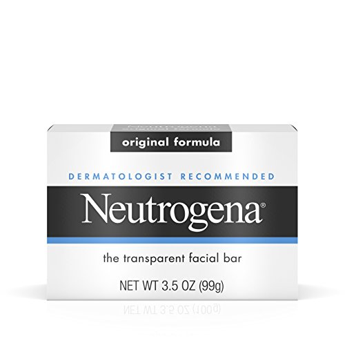 (Neutrogena The Transparent Facial Bar Original Formula, 3.50 oz ( Pack of 2))