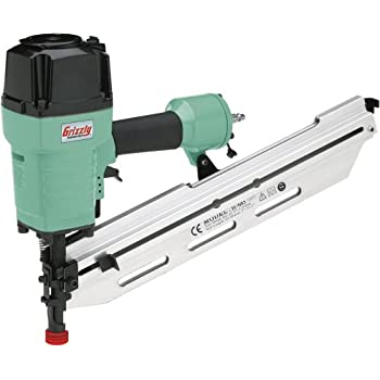 Grizzly H7665 Round Head Framing Nailers Power Nailers